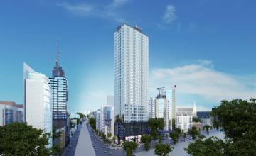 Căn hộ FLC Star Tower 418 Quang Trung giá từ 1,1 tỷ đồng